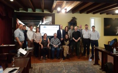3rd Coordination meeting of the SEAFUEL project in Madeira