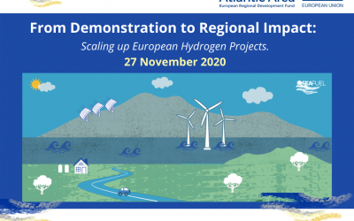 From Demonstration to Regional Impact: Scaling Up Hydrogen Projects