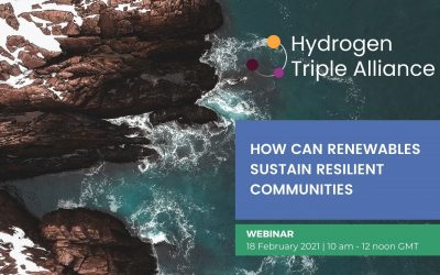 The Hydrogen Triple Alliance webinar 18th February